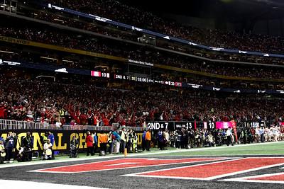NCAA FOOTBALL: CFP National Championship Alabama defeats Georgia 26 - 23