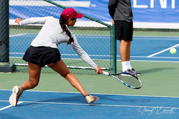 FSU Women's Tennis vs Virginia Tech - 04-26-2018