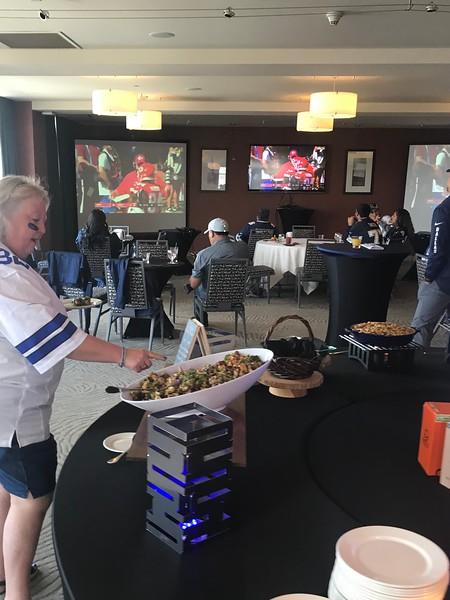 2018 Cowboys at Seahawks