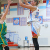 12-1-18<br /> Maconaquah vs Eastern girls basketball<br /> Mac's Ashley Jess puts up a shot.<br /> Kelly Lafferty Gerber | Kokomo Tribune