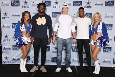 2018 Detroit Lions at Cowboys Player Ops