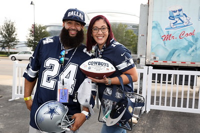 2018 Detroit Lions at Cowboys Tailgate