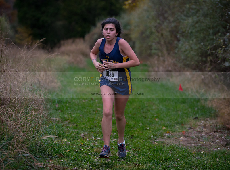 2018 MoCo Private School Cross Country Championships