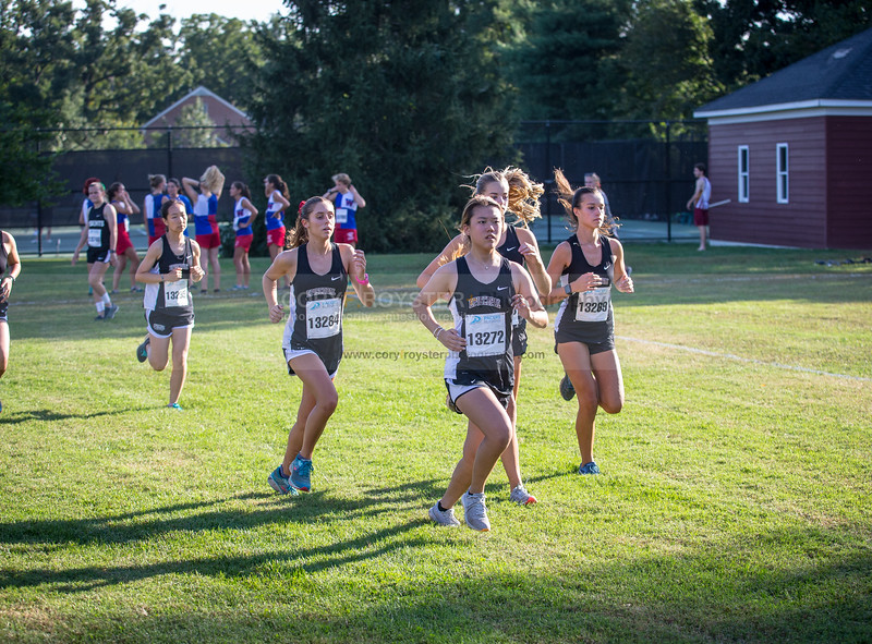 Joe Holm Memorial Alexandria City Cross Country Championships 2018