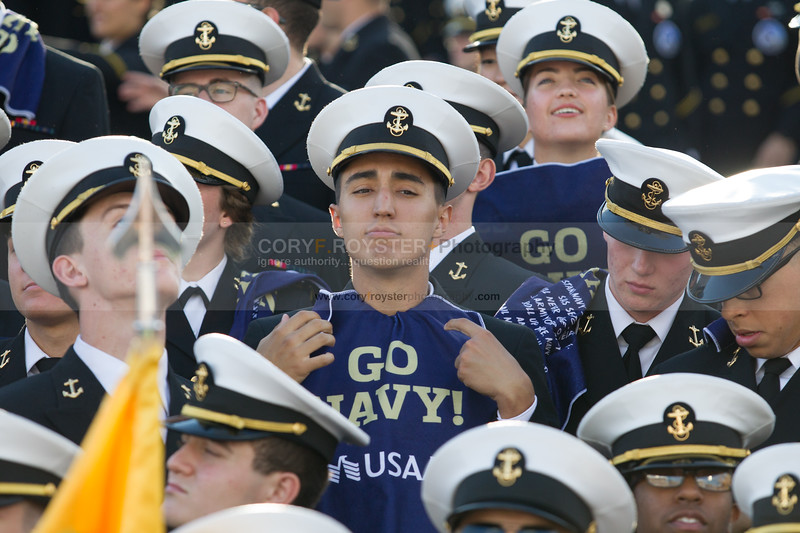Houston vs. Navy