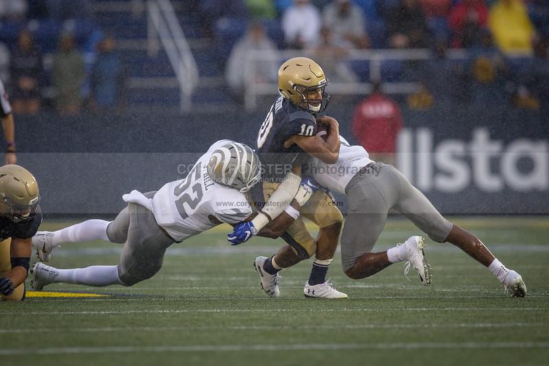 NCAA Football: Memphis vs Navy SEPT 8