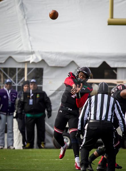 Ballou vs. H.D. Woodson - 49th Annual Turkey Bowl