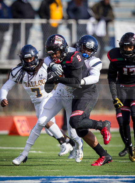 Ballou vs. H.D. Woodson - 49th Annual Turkey Bowl