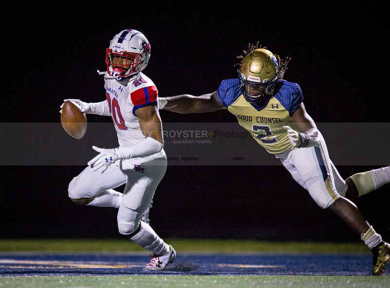 DeMatha vs Good Counsel