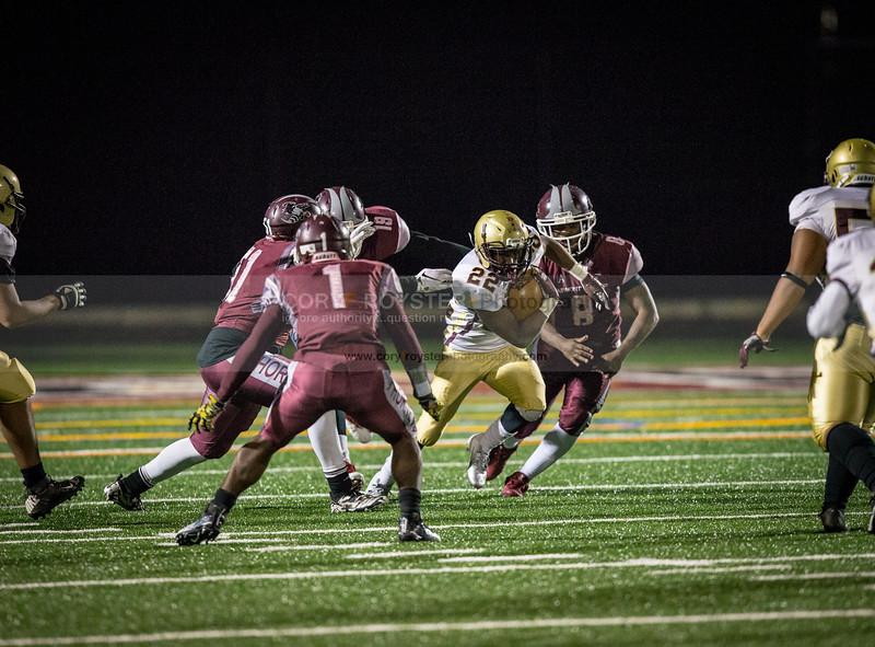 Douglass vs. Fairmont Heights - MPSSAA 1A Regional Playoffs
