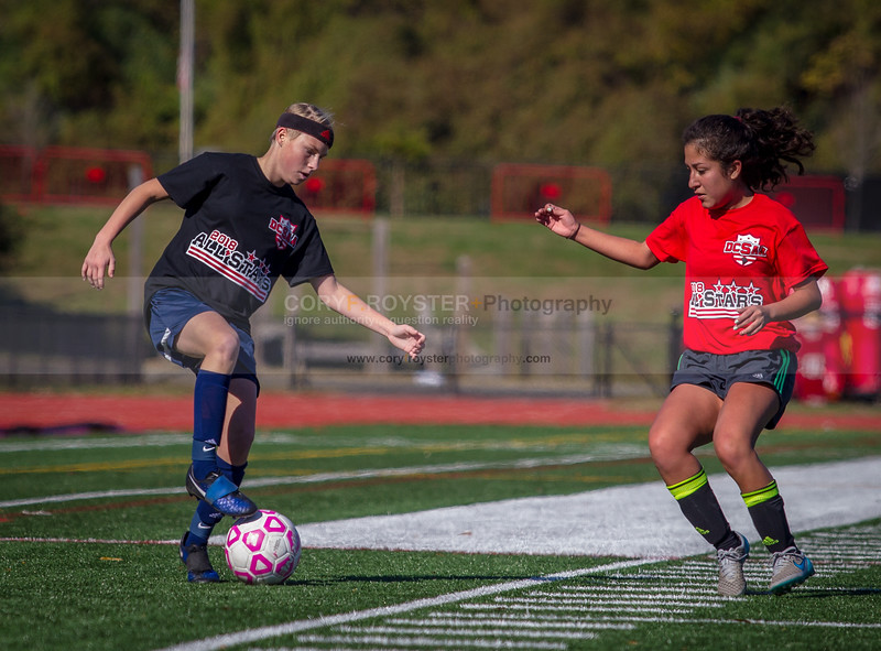 2018 DCSAA Girls Soccer All Star Game