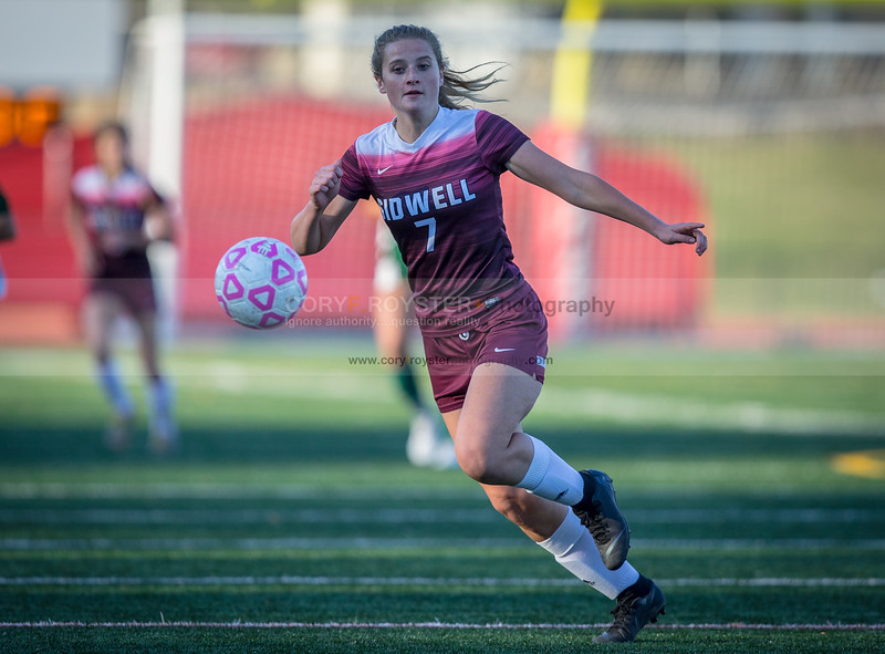 Georgetown Day vs. Sidwell Friends - 2018 DCSAA Girls Soccer Championship