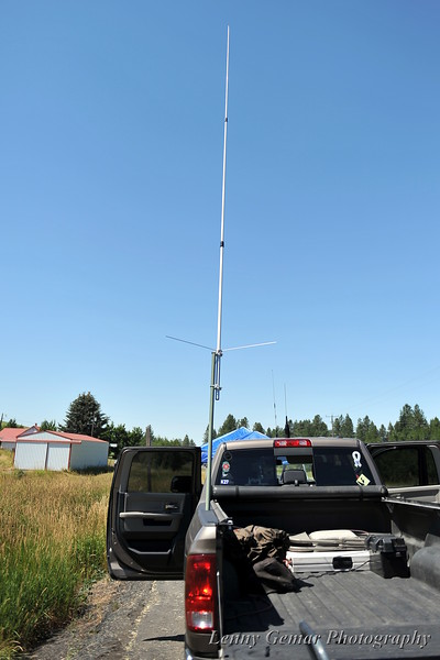 Mobile Cross-band Repeater