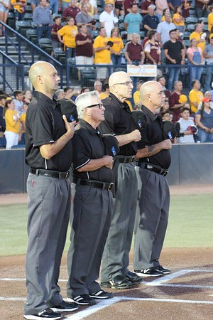 2018 Foothills Nogales umpires