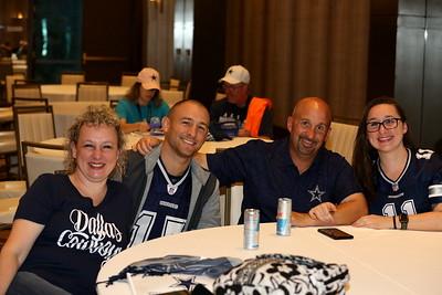 2018 Jacksonville Jaguars at Cowboys Meet Greet