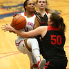 1-16-18<br /> Kokomo vs Logansport girls basketball<br /> <br /> Kelly Lafferty Gerber | Kokomo Tribune