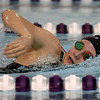 1-9-18<br /> Northwestern vs Eastern swimming<br /> NW's Livi Hale in the girls 200 freestyle.<br /> Kelly Lafferty Gerber | Kokomo Tribune
