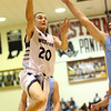 1-19-18<br /> Western vs Maconaquah boys basketball<br /> Western's Kyle Sanders shoots.<br /> Kelly Lafferty Gerber | Kokomo Tribune