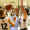 1-19-18<br /> Western vs Maconaquah boys basketball<br /> <br /> Kelly Lafferty Gerber | Kokomo Tribune