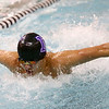 1-9-18<br /> Northwestern vs Eastern swimming<br /> NW's Michael Bolyard in the boys 200 yard medley relay.<br /> Kelly Lafferty Gerber | Kokomo Tribune