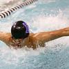 1-9-18<br /> Northwestern vs Eastern swimming<br /> NW's Michael Bolyard in the boys 200 yard medley relay.<br /> Kelly Lafferty Gerber | Kokomo Tribune