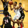 1-26-18<br /> Kokomo vs Lafayette Jeff boys basketball<br /> <br /> Kelly Lafferty Gerber | Kokomo Tribune