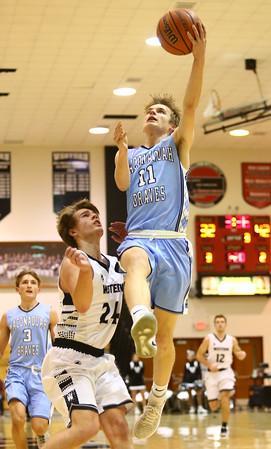 1-19-18<br /> Western vs Maconaquah boys basketball<br /> <br /> Kelly Lafferty Gerber   Kokomo Tribune