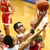 1-16-18<br /> Kokomo vs Logansport boys basketball<br /> <br /> Kelly Lafferty Gerber | Kokomo Tribune