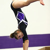 1-20-18<br /> Northwestern-Western gymnastics<br /> NW's Mollie Habig on the beam.<br /> Kelly Lafferty Gerber | Kokomo Tribune