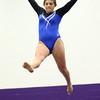 1-20-18<br /> Northwestern-Western gymnastics<br /> Western's Grace Meissnest on the beam.<br /> Kelly Lafferty Gerber | Kokomo Tribune