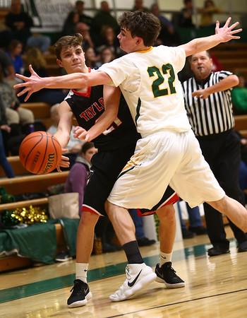 1-30-18<br /> Eastern vs Taylor boys basketball<br /> <br /> Kelly Lafferty Gerber   Kokomo Tribune