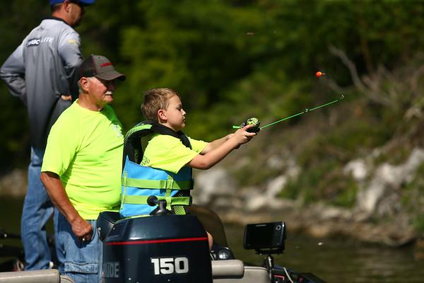 7-28-18<br /> Kids Fishing Clinic<br /> <br /> Kelly Lafferty Gerber | Kokomo Tribune