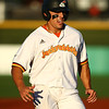 7-6-18<br /> Jackrabbits vs WV Miners<br /> John Sechen heads to third.<br /> Kelly Lafferty Gerber | Kokomo Tribune