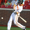 7-14-18<br /> Jackrabbits vs Rex<br /> Ian Walters bats.<br /> Kelly Lafferty Gerber | Kokomo Tribune