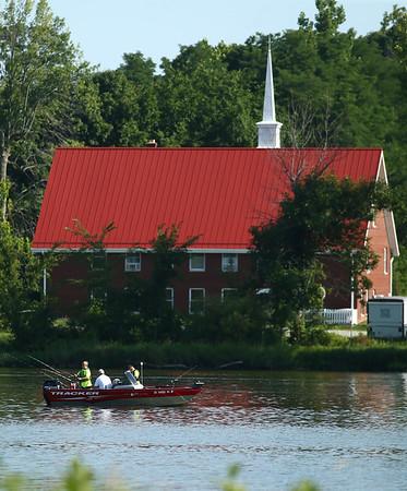 7-28-18<br /> Kids Fishing Clinic<br /> <br /> Kelly Lafferty Gerber   Kokomo Tribune