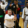 Kevin Schafer competes in the karate tournament during the Haynes Apperson Sports Festival on Saturday, June 30, 2018.<br /> Kelly Lafferty Gerber | Kokomo Tribune