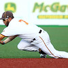 6-27-18<br /> Jackrabbits vs Aviators<br /> Brian Fuentes dives for the ball.<br /> Kelly Lafferty Gerber | Kokomo Tribune