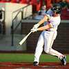 6-20-18<br /> Jackrabbits vs Dans<br /> Ian Walters bats.<br /> Kelly Lafferty Gerber | Kokomo Tribune