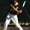 6-13-18<br /> Post Six baseball vs Napoleon<br /> Pat Mills bats.<br /> Kelly Lafferty Gerber | Kokomo Tribune