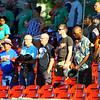The Kokomo Jackrabbits opening game against the Lafayette Aviators on June 4, 2018.<br /> Tim Bath | Kokomo Tribune