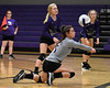 Mount Vernon Junior Varsity Lady Tigers vs Greenville Lady Lions Volleyball game photos