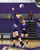 Mount Vernon Junior Varsity Lady Tigers vs New Boston Lady Lions Volleyball game photos