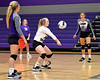 Mount Vernon Varsity Lady Tigers vs Greenville Lady Lions Volleyball game photos