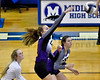 Mount Vernon Varsity Lady Tigers vs Gunter Lady Tigers Volleyball Regional Semi-Finals playoff game photos
