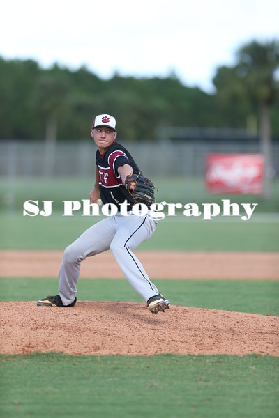 Owen White in 2017 at WWBA Jupiter, Florida
