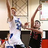 3-3-18<br /> Tipton vs Eastbrook sectional<br /> Luke Stoker shoots.<br /> Kelly Lafferty Gerber | Kokomo Tribune