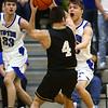 3-10-18<br /> Tipton vs Covington boys basketball regional semi-final<br /> <br /> Kelly Lafferty Gerber | Kokomo Tribune