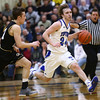3-10-18<br /> Tipton vs Covington boys basketball regional semi-final<br /> <br /> Kelly Lafferty Gerber | Kokomo Tribune