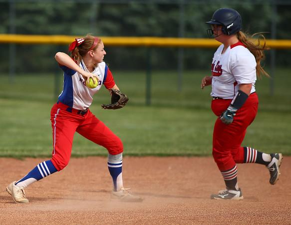 5-16-18<br /> Kokomo vs Cass softball<br /> <br /> Kelly Lafferty Gerber   Kokomo Tribune