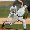 5-1-18<br /> Taylor vs Eastern baseball<br /> Eastern's Logan Smith pitches.<br /> Kelly Lafferty Gerber   Kokomo Tribune